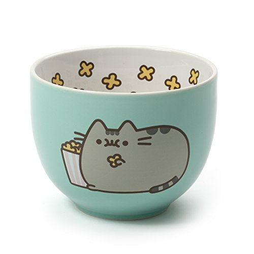Pusheen Our Name is Mud Popcorn Bowl - Schüssel Popcorn,