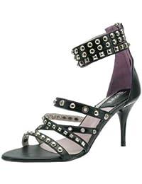 1TO3 - Sandale multi-bride avec rivets