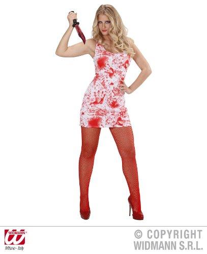 KOSTÜM - BLUTIGE MARY - Größe 42/44 (Kostüm Mary Bloody Eine)
