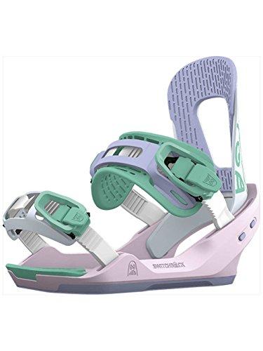 Switchback Damen Snowboardbindung Static -