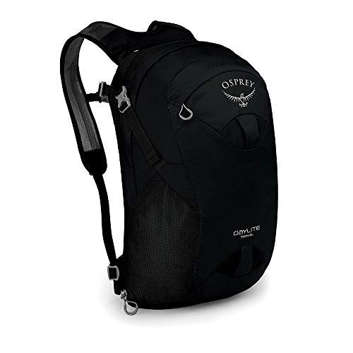 Osprey Daylite Travel Rucksack für Arbeit, Schule und Freizeit, unisex - Black O/S -