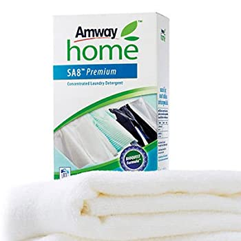 Amway Home Sa8 Premium Concentrated Laundry Powder Detergent (1 Kg) 3