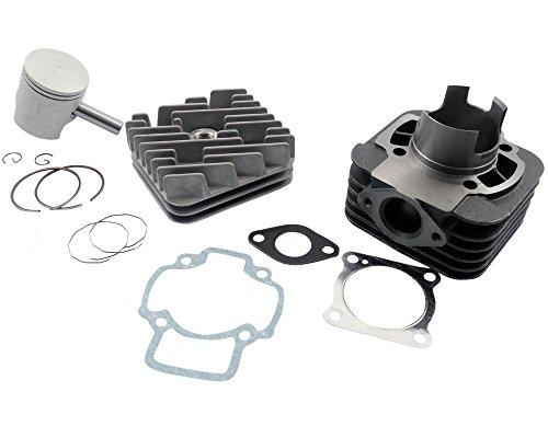 Zylinder Kit 70ccm 2EXTREME Sport für PIAGGIO Liberty 50cc, NRG, Sfera, TPH, X, Zip 2 Cat, Base Test