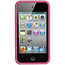Skech Hard Rubber Case Cover for Ipod touch 4Rosa