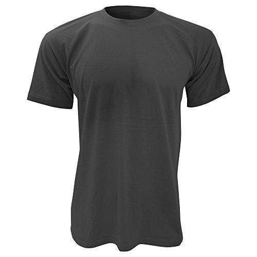 B&C Exact 150 T-Shirt für Männer Vintage Schwarz