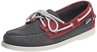 Sebago SPINNAKER, Nauticos Unisex, Gris (Gris Rouge), 44 1/9 EU (B003S6OM7A) | Amazon price tracker / tracking, Amazon price history charts, Amazon price watches, Amazon price drop alerts