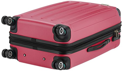 Shaik Trolley Koffer, 120 Liter, Pink -