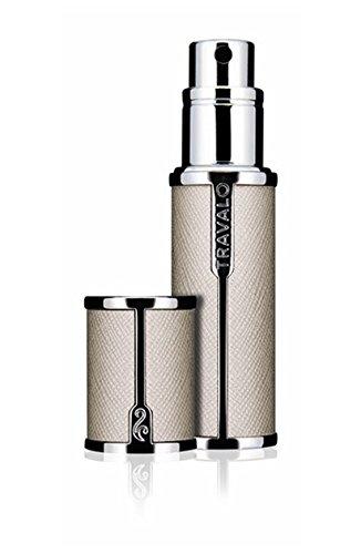 TRAVALO Travalo milano hd elegance refill perfume spray white