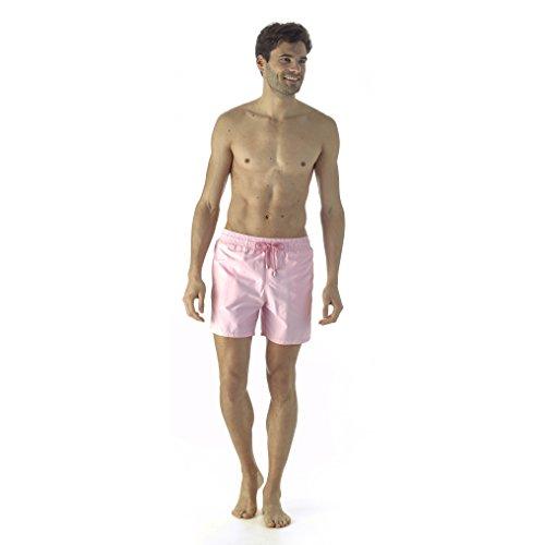 Vilebrequin Swimwear Herren - Uni Pfingstrosen