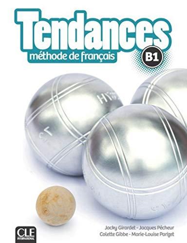 Tendances - Niveau B1 - Livre de l'élève + DVD-Rom