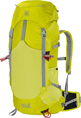 Sale Wolfskin 40 2017 Jack Trail Backpack Alpine For Yellow 5ARLj3q4