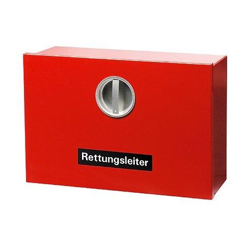 Wandbox für Rettungsleiter Feuerleiter Firstalert Balkonleiter