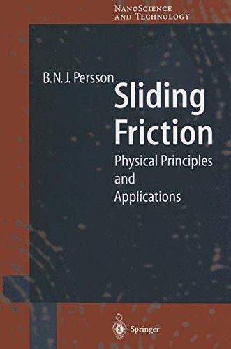 Sliding Friction: Physical Principles and Applications (Nanoscience and Technology)