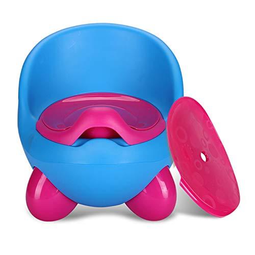 Nosterappou Inodoro Infantil Bebé multifunción Inodoro Antideslizante para niños, niñas y niños,...