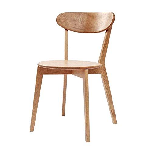 You Hao Sedia - - Sedia da Pranzo Moderna in Legno massello ...