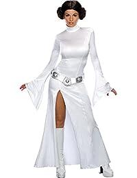 Original Lizenz Sexy Princess Leia Star Wars Kostüm