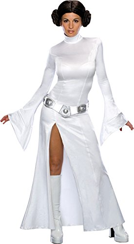 Star Wars - ST-888610M - Déguisement - Costume Sexy Princesse Leia - Adulte - Taille M