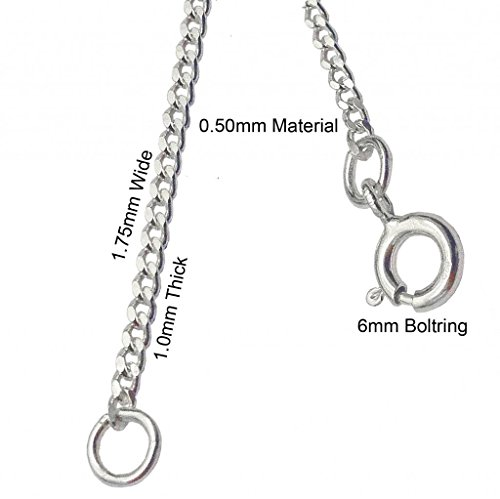 antomusr-solid-sterling-silver-diamond-cut-curb-50175mm-gauge-6-inch-extender-chain