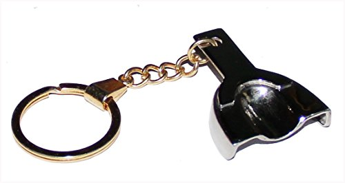 Schlüsselanhänger Zahnarzt - Zahnarzthelferin - Abdrucklöffel glatt