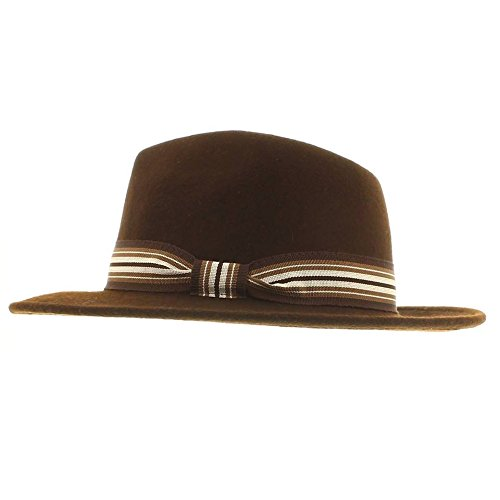 votrechapeau-impermeabile-stripe-ribbon-cappello-borsalino-in-feltro-edgar-brown-55-cm