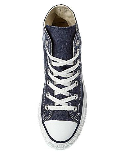 Converse All Star Hi Canvas, Sneaker, Unisex - Adulto Blu scuro