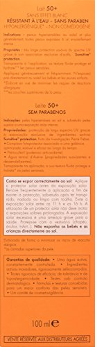 AVENE Solar Leche spf-50+ 100 ml