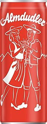 Almdudler Original Kräuterlimonade, 24 x 330 ml Dose