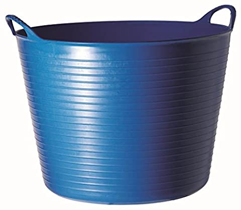 Tubtrugs 36L Large Flexible 2-Handled Recycled Tub,