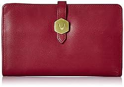 Hidesign Womens Wallet (Fuchsia)