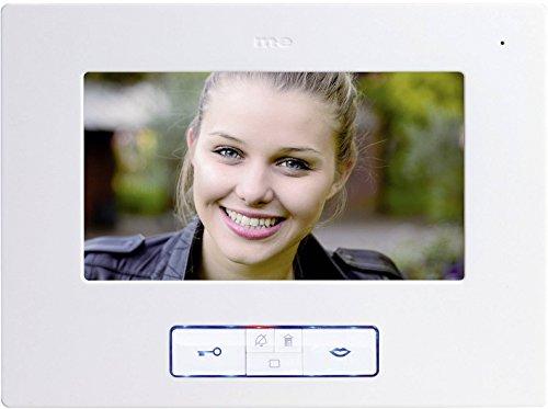 VS-ELECTRONIC - 211166 Video-Innenstation VD607 für VD6700 Serie, 220 mm Breite x 164 mm Höhe x 22 mm Tiefe 40830 Breite Video