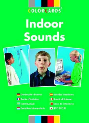 Listening Skills Indoor Sounds: Colorcards