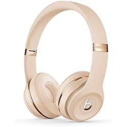 Casque sans fil Beats Solo3 - Or satiné