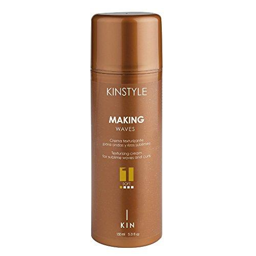 Kin Cosmetics Crème texturisante ondulations sublimes Making Waves 150ml - Kinstyle - Cheveux - Filtres UV