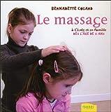 Le massage à l'école et en famille dès l'âge de 4 ans...