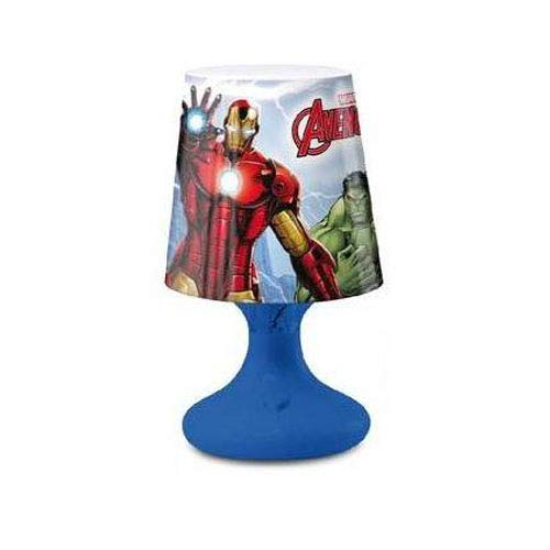 Marvel Avengers LED Lampe Superhelden (Motiv 1)
