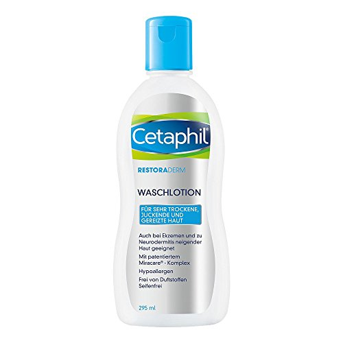CETAPHIL Restoraderm Waschlotion 295 ml Lotion
