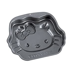 MOULE A GATEAU HELLO KITTY