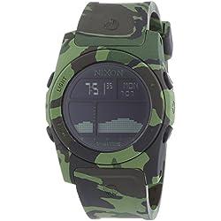 Nixon Unisex-Armbanduhr Digital Quarz Plastik A3851695-00