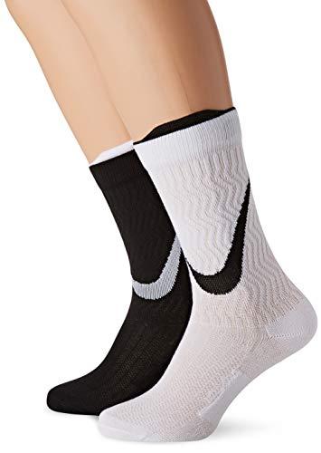 Nike NK Elite Crew-NBA All Star Socks, 2er Pack,, mehrfarbig (multi-Color), M (Nike Fußball-elite Socks)