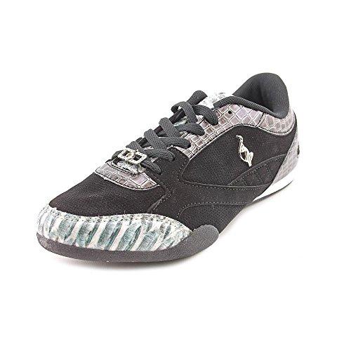 Baby Phat Damen Sneakers Alexa, Schwarz - schwarz - Größe: 36 (Baby Phat Schuhe Damen)