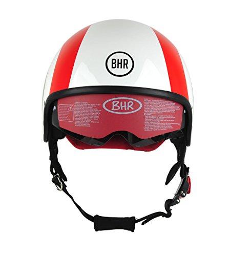 Zoom IMG-1 bhr 94180 casco uomo pure