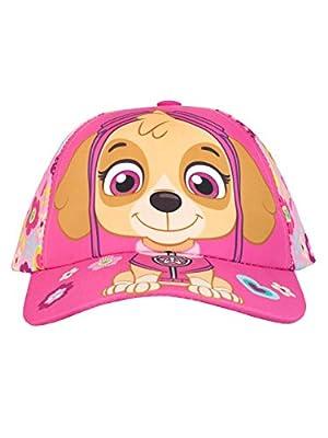 Paw Patrol Gorra para niñas La Patrulla Canina Skye Talla única