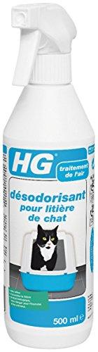 HG Lufterfrischer für Katzenklos, 500 ml, 2 Stück