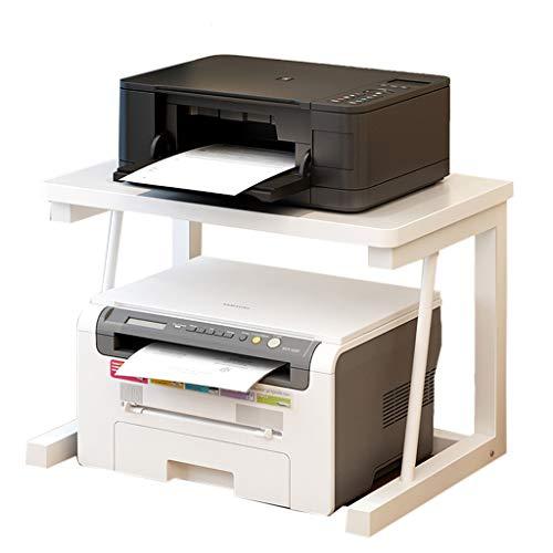 Supports imprimantes Étagère for Imprimante Étagère en Bois for Imprimante Étagère De Bureau...