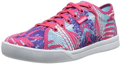 Reebok Skyscape Runaround 2.0 Walking Schuh Blazing Pink/Blue Pool/White/Botanical Blue