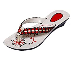 Indistar Super Comfortable Flip flop For Girls