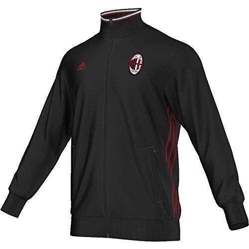 adidas ACM 3s TRK TOP - Sweatshirt - AC Milan für Herren M NegroRojo (NegroRojvic)