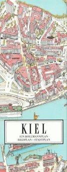 Stadtplan Kiel in 3D von Bollmann