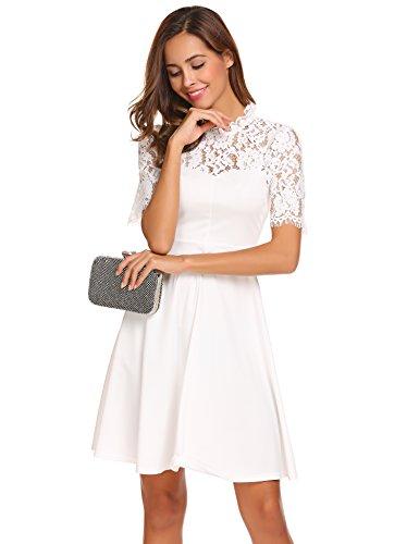 Kleid weiß - Traumhafte Kleider in Weiß entdecken