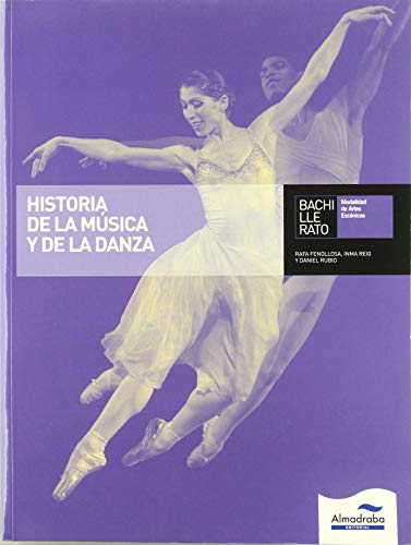 Historia de la música y la danza (Libros de texto)   9788483087046